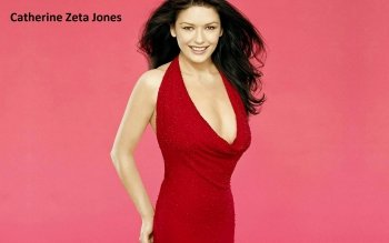 Catherine Zeta Jones HD Wallpaper