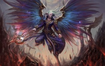 Fantasy - Angel Warrior Wallpapers and Backgrounds ID : 327626