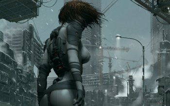 Sci Fi - Women Wallpapers and Backgrounds ID : 327627