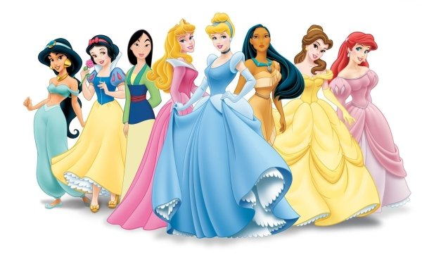 Movie Disney Snow White Pocahontas Disney Princess Mulan Cinderella Ariel Belle Princess Jasmine Aurora HD Wallpaper | Background Image