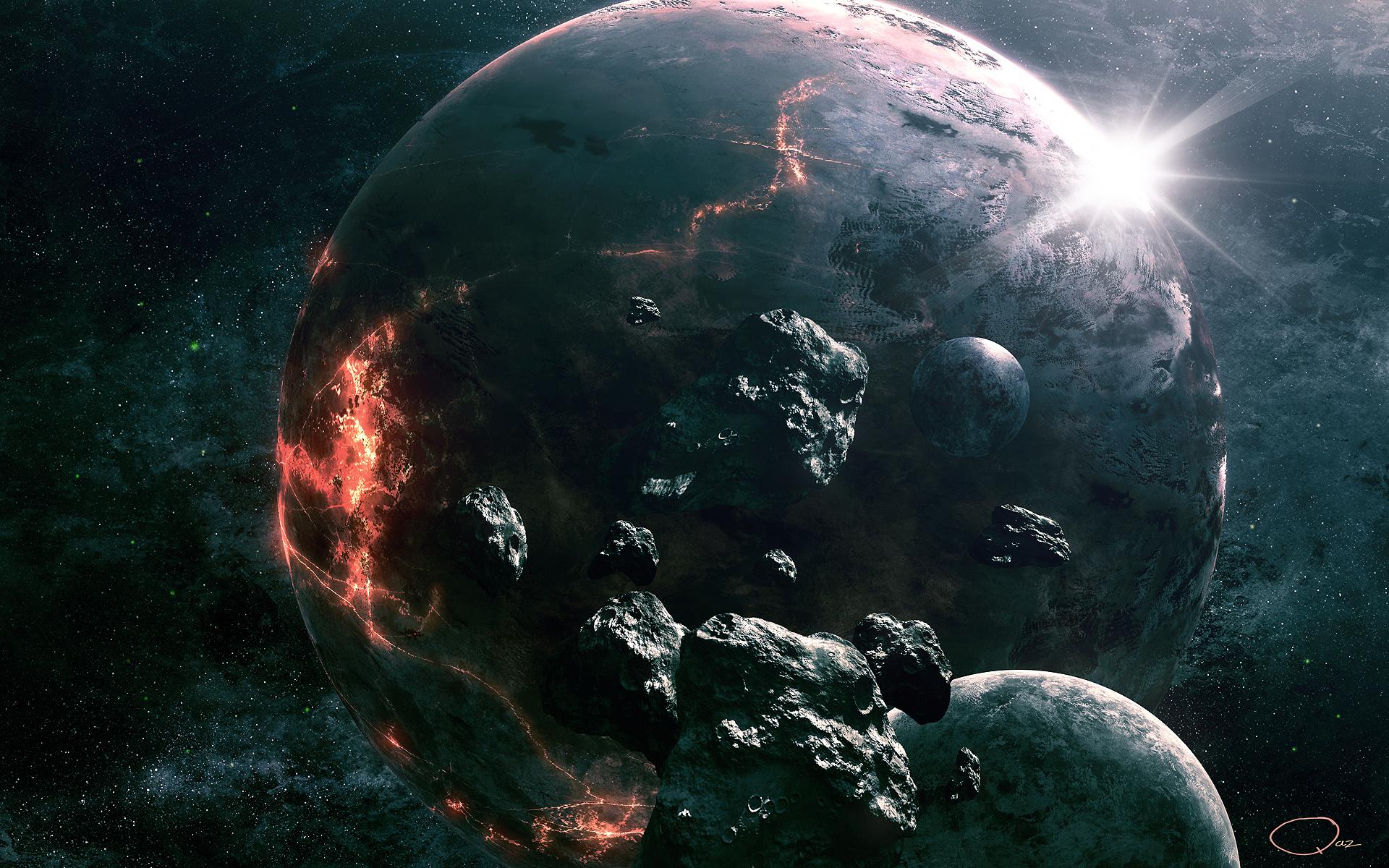 sci fi planet wallpaper - photo #48
