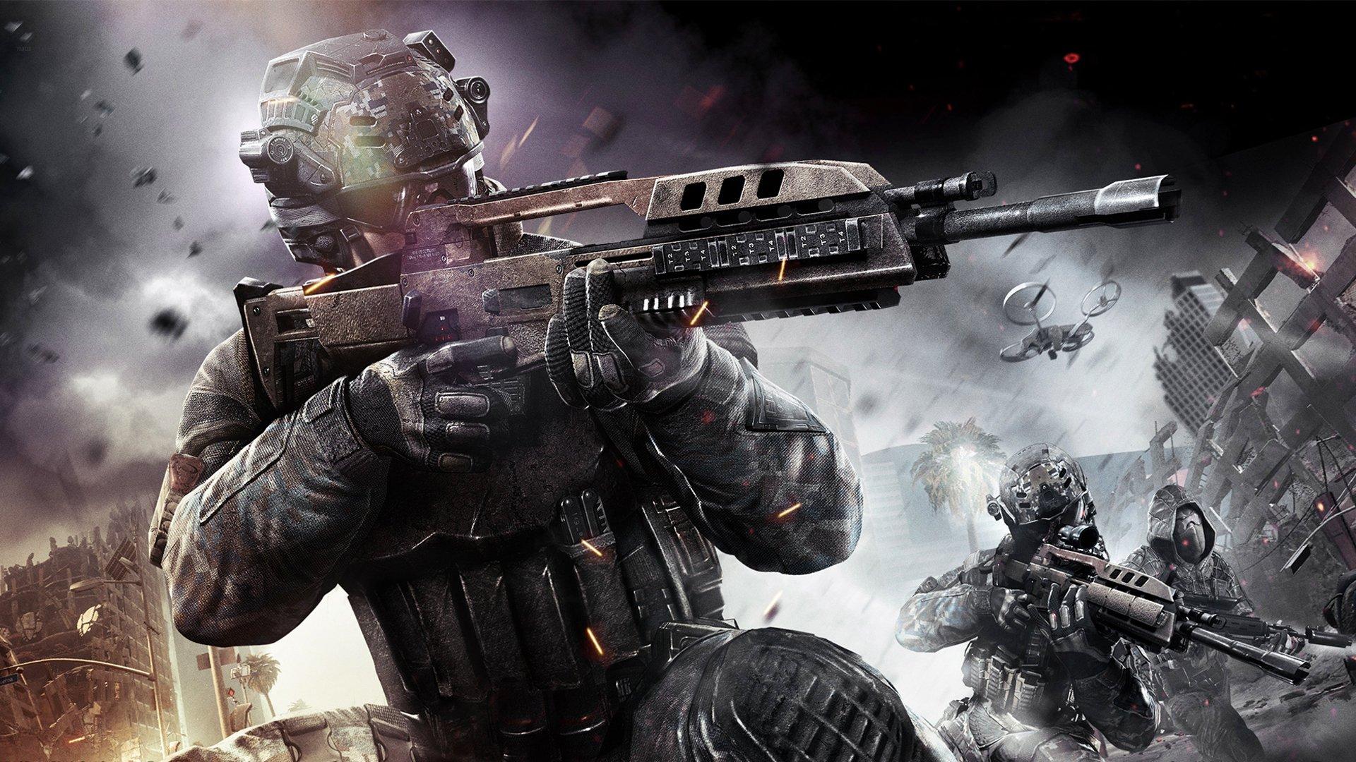Call Of Duty HD Wallpaper