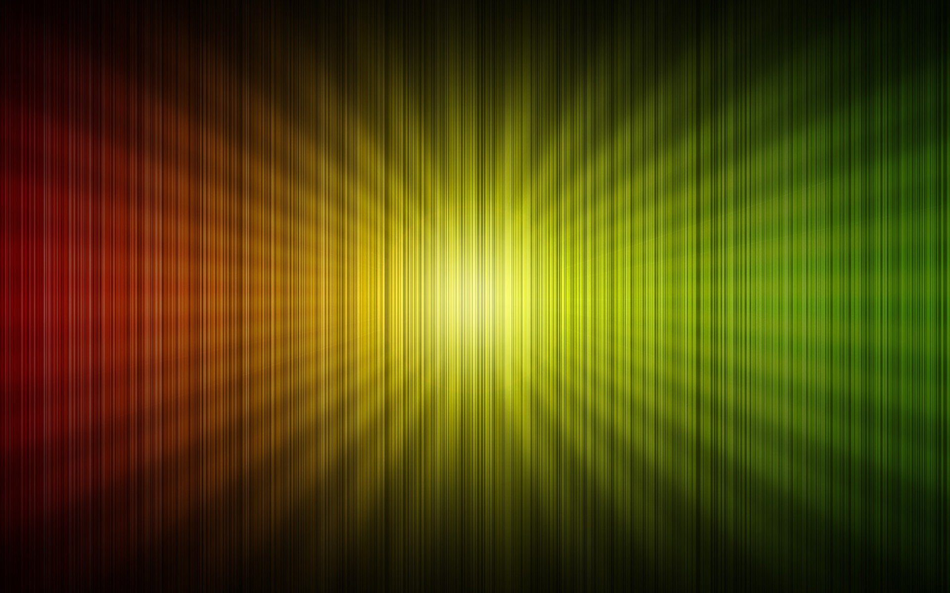 Abstract - Colors  Artistic Lines Abstract Green Wallpaper