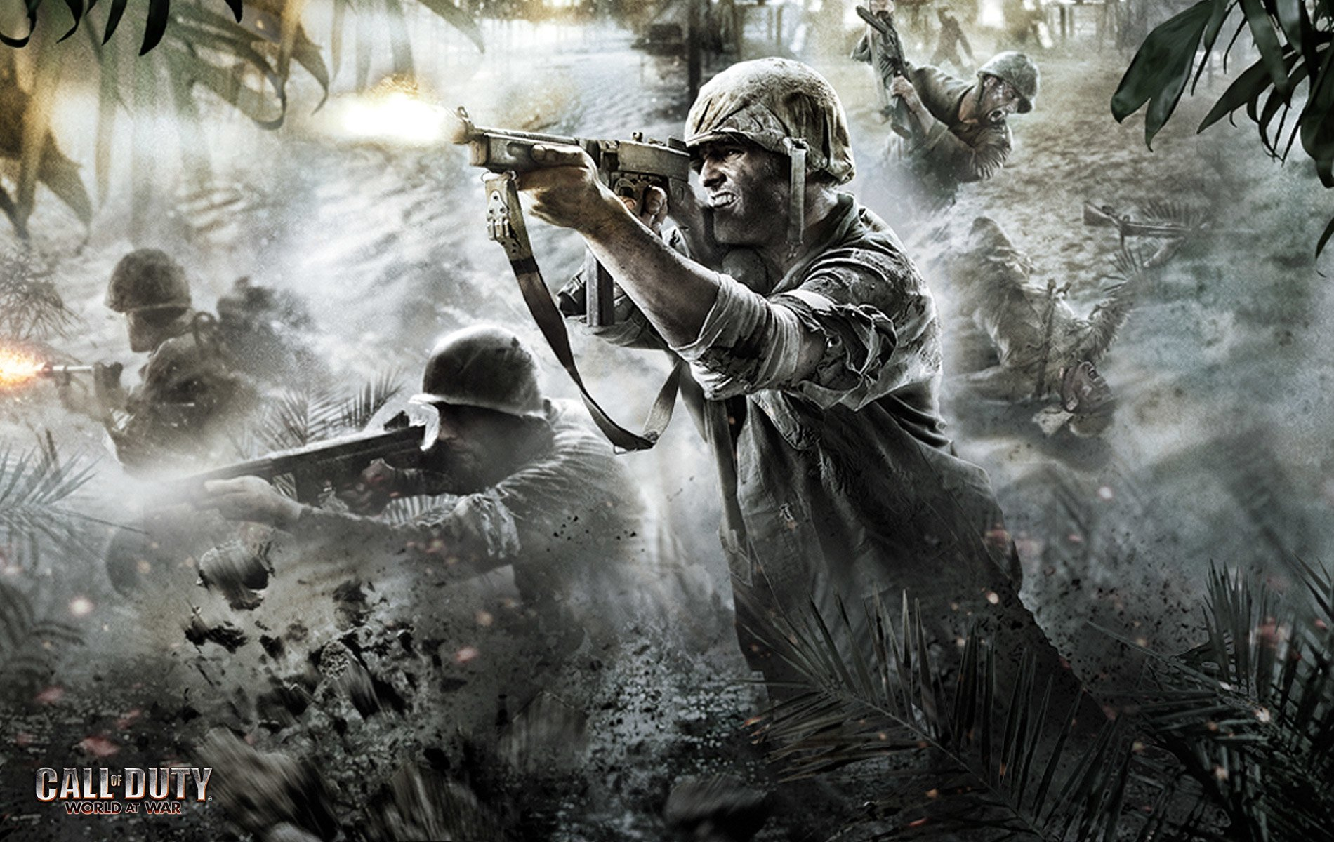 Call Of Duty Papel De Parede And Planos De Fundo