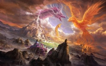 Fantasy - Dragon Wallpapers and Backgrounds ID : 328330