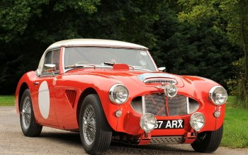 Vehicles - Austin Healey Wallpapers and Backgrounds ID : 328409