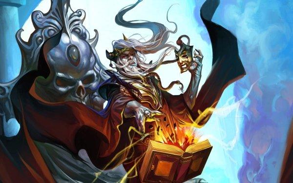 Fantasy Wizard HD Wallpaper   Background Image