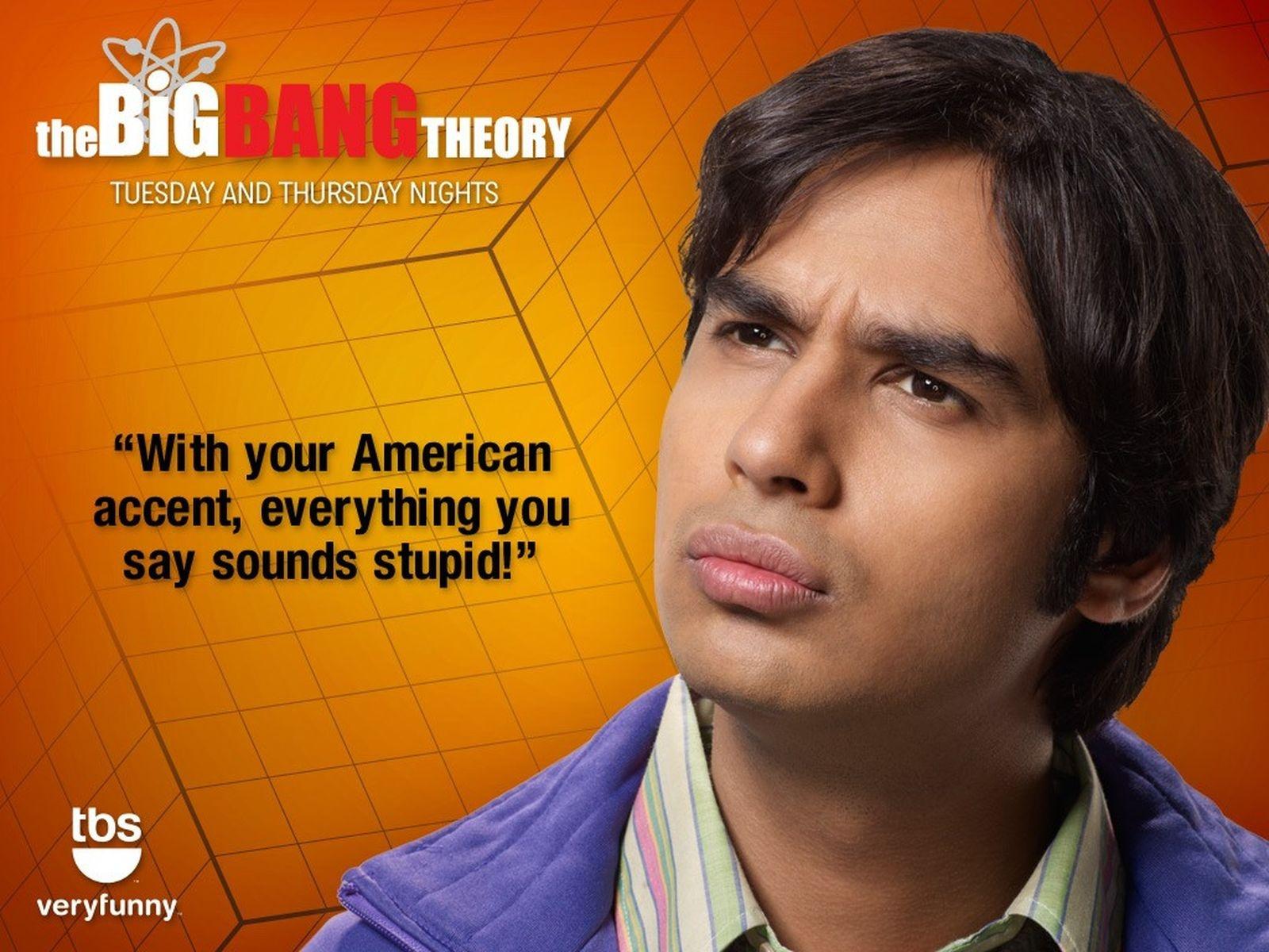 Big Bang Theory Quotes Raj. QuotesGram