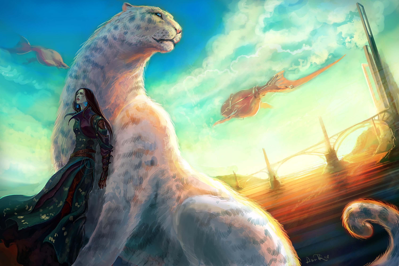 HD Wallpaper | Background Image ID:329595. 3000x2000 Fantasy Animal
