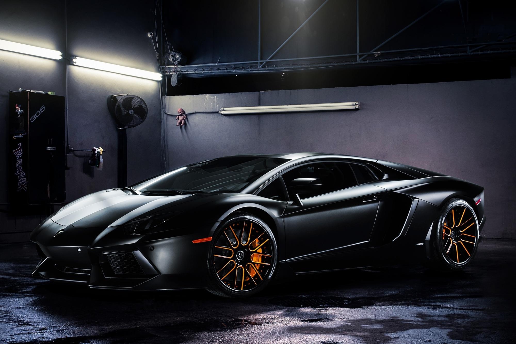 Tron Lamborghini Black Red Car Wallpapers Hd Desktop: Lamborghini Tapeta HD