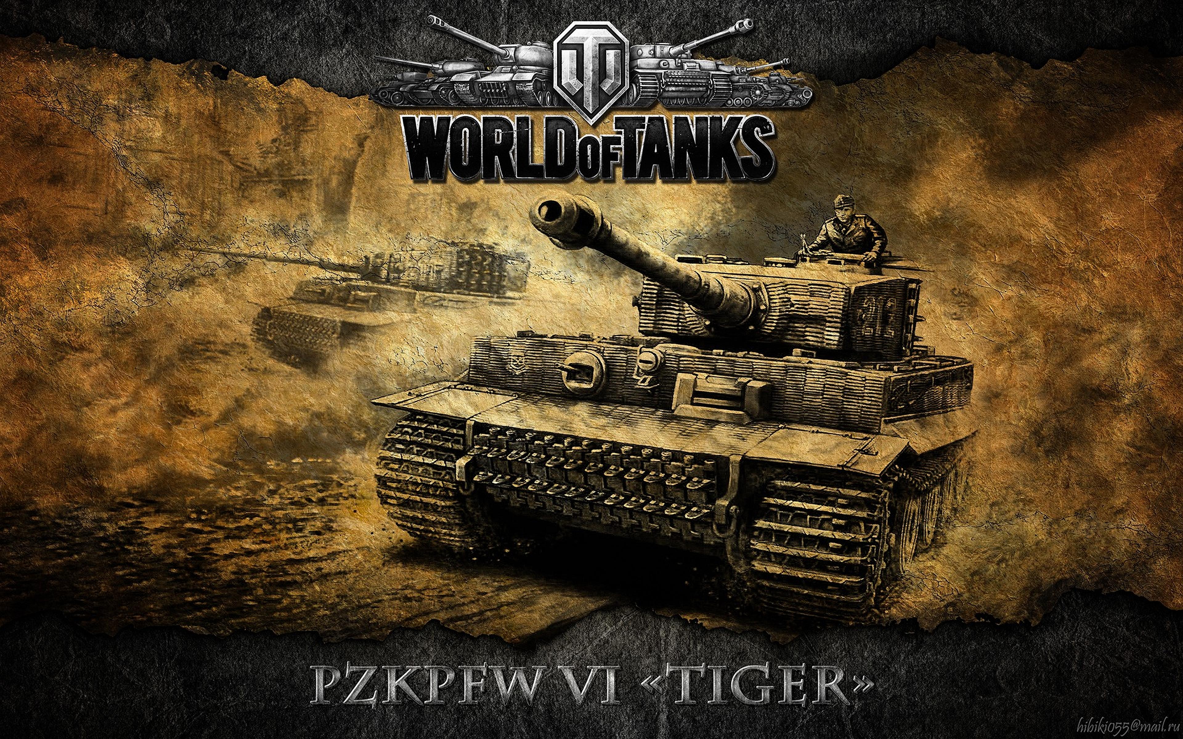 World of tanks the PZKPFW VI TIGER 1 Computer Wallpapers, Desktop ...: wall.alphacoders.com/big.php?i=329857
