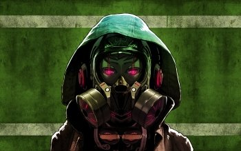 Fantascienza - Gas Mask Wallpapers and Backgrounds ID : 329140