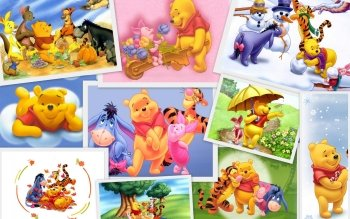 Caricatura - Winnie The Pooh Wallpapers and Backgrounds ID : 330376
