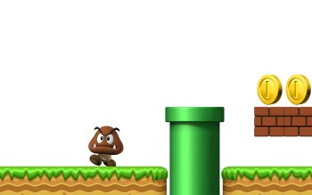 Video Game - New Super Mario Bros. Wii Wallpapers and Backgrounds ID : 330726