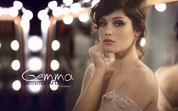 Celebrity Gemma Arterton Actresses United Kingdom HD Wallpaper | Background Image