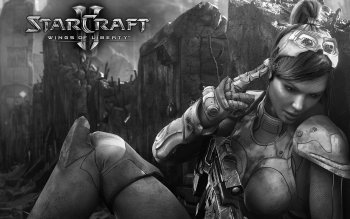 Video Game - Starcraft II: Wings Of Liberty Wallpapers and Backgrounds ID : 331679
