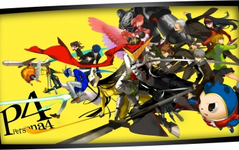 Video Game - Persona 4 Wallpapers and Backgrounds ID : 331926