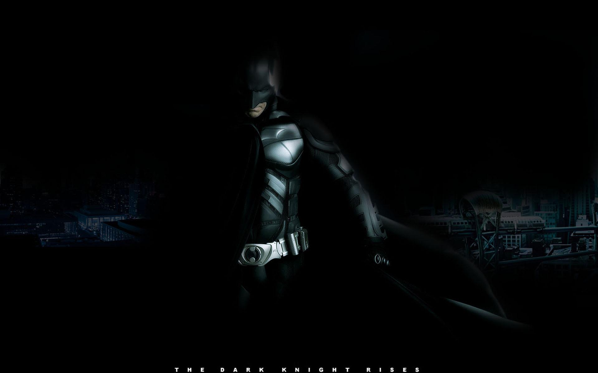 The Dark Knight Rises Fond D Ecran Hd Arriere Plan 1920x1200