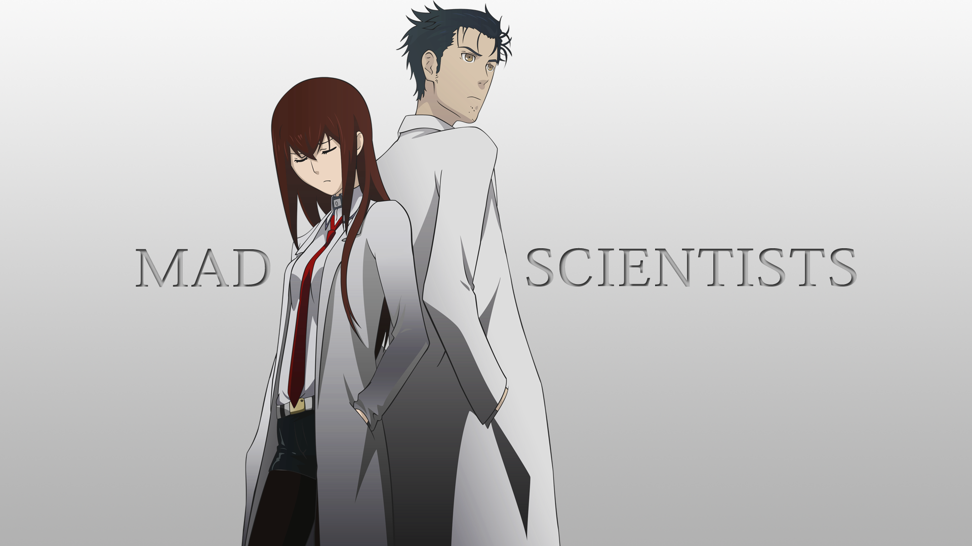 Steins;Gate HD Wallpaper for PC