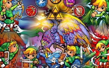 Video Game - Zelda Wallpapers and Backgrounds ID : 332754