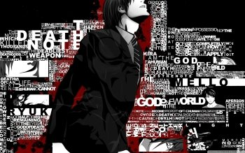 Anime - Death Note Wallpapers and Backgrounds ID : 332761