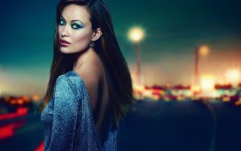 Celebrity - Olivia Wilde Wallpapers and Backgrounds ID : 332917