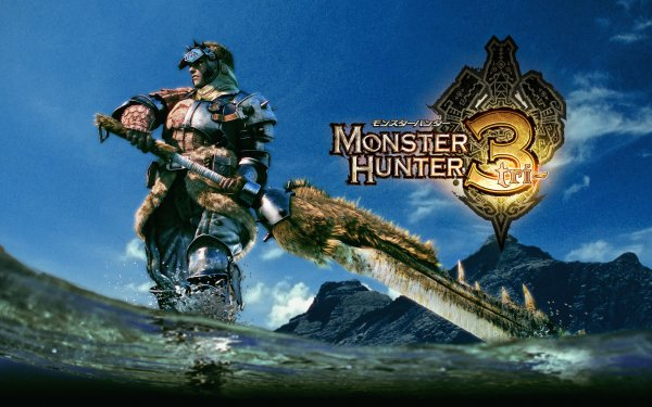 Video Game - monster hunter 3 Wallpapers and Backgrounds