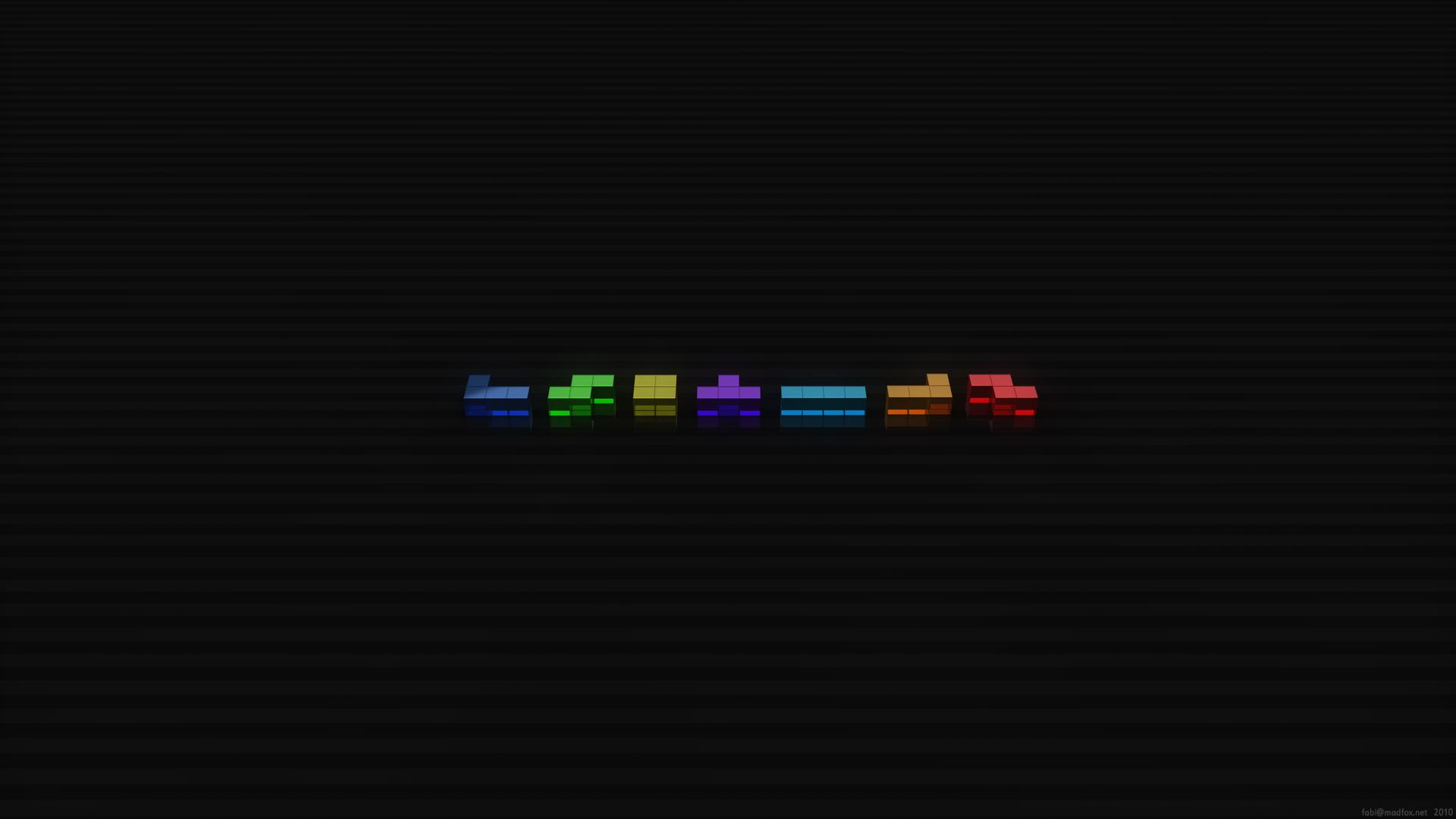 Tetris Hd Wallpaper Hintergrund 1920x1080 Id333876