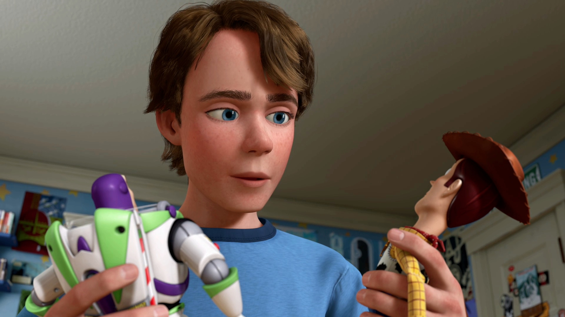 Andy Toy Story 3 : Toy story full hd wallpaper and background