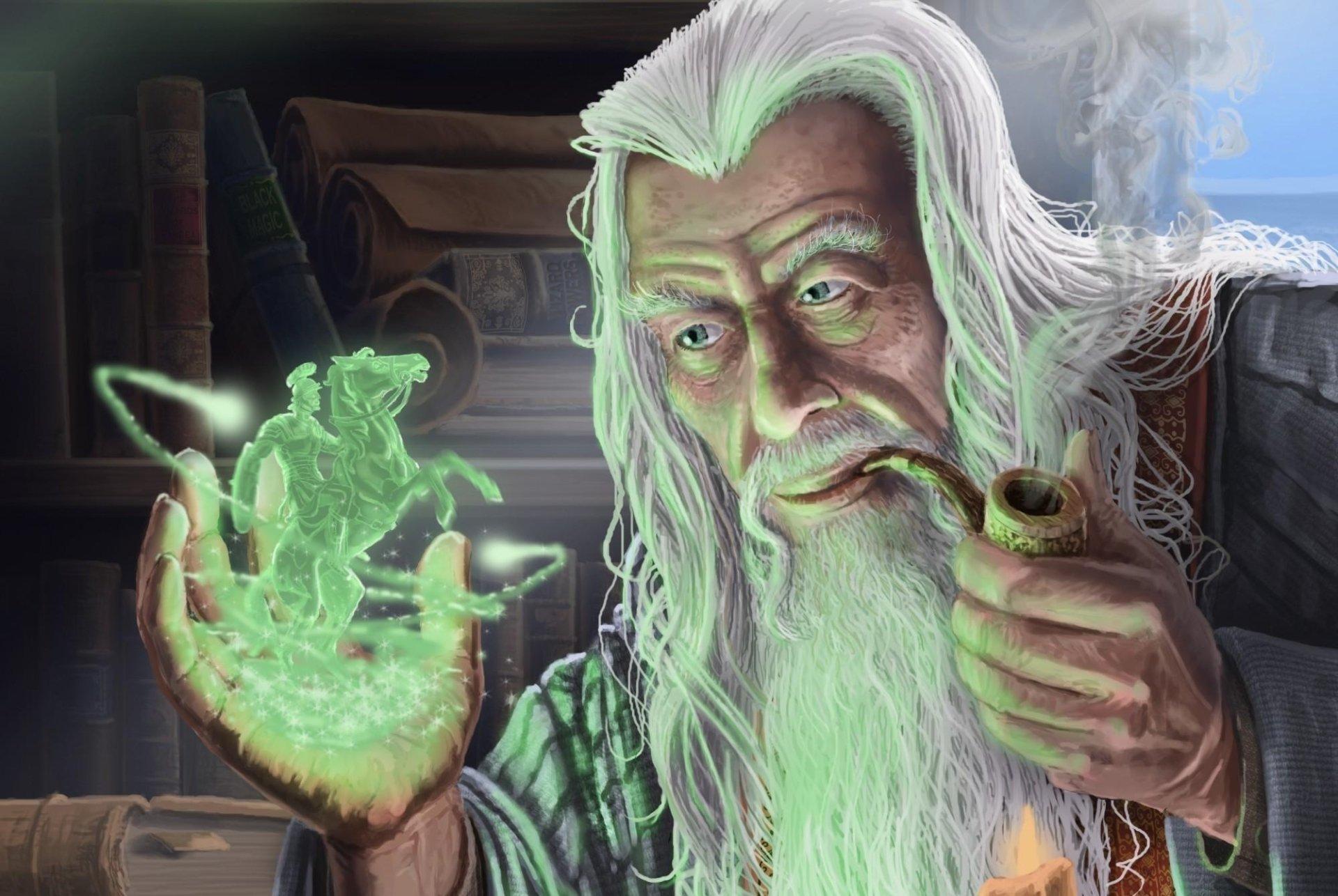 奇幻 - 巫师  壁纸