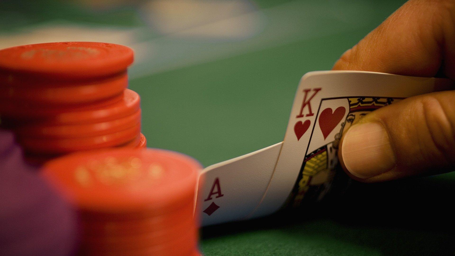 Game - Poker  Wallpaper