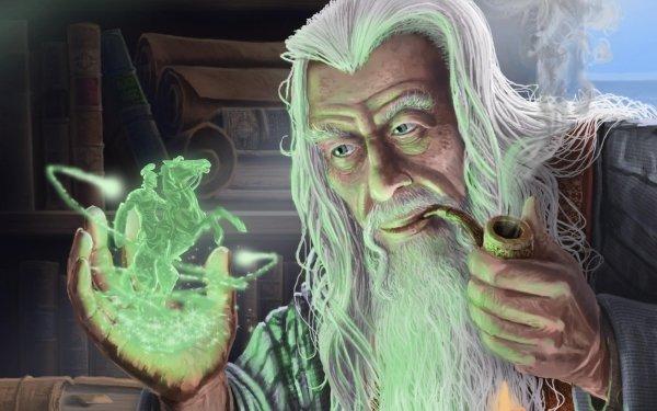 Fantaisie Magicien Fond d'écran HD | Arrière-Plan