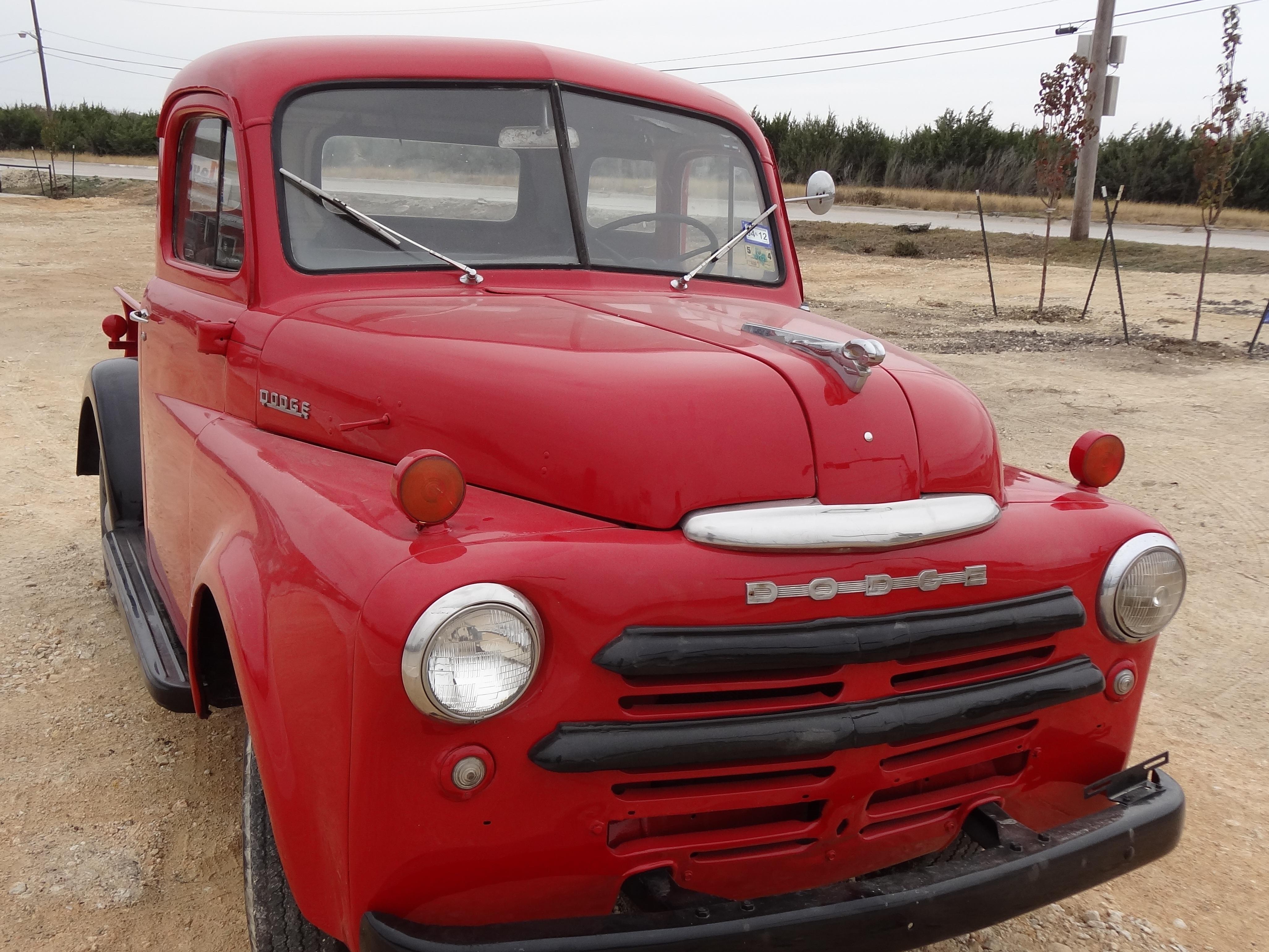 1949 dodge truck wallpaper - photo #2