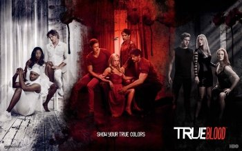 Televisieprogramma - True Blood Wallpapers and Backgrounds ID : 334236