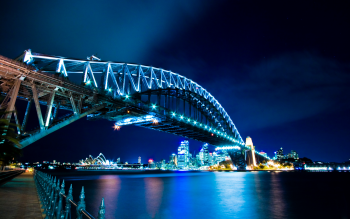 Man Made - Sydney Harbour Bridge Wallpapers and Backgrounds ID : 334517