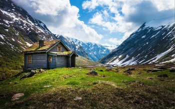 Man Made - Cabin Wallpapers and Backgrounds ID : 334527