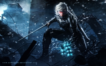 Video Game - Metal Gear Rising: Revengeance Wallpapers and Backgrounds ID : 334619