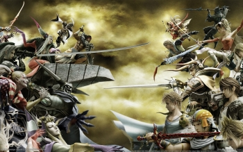 Video Game - Final Fantasy Wallpapers and Backgrounds