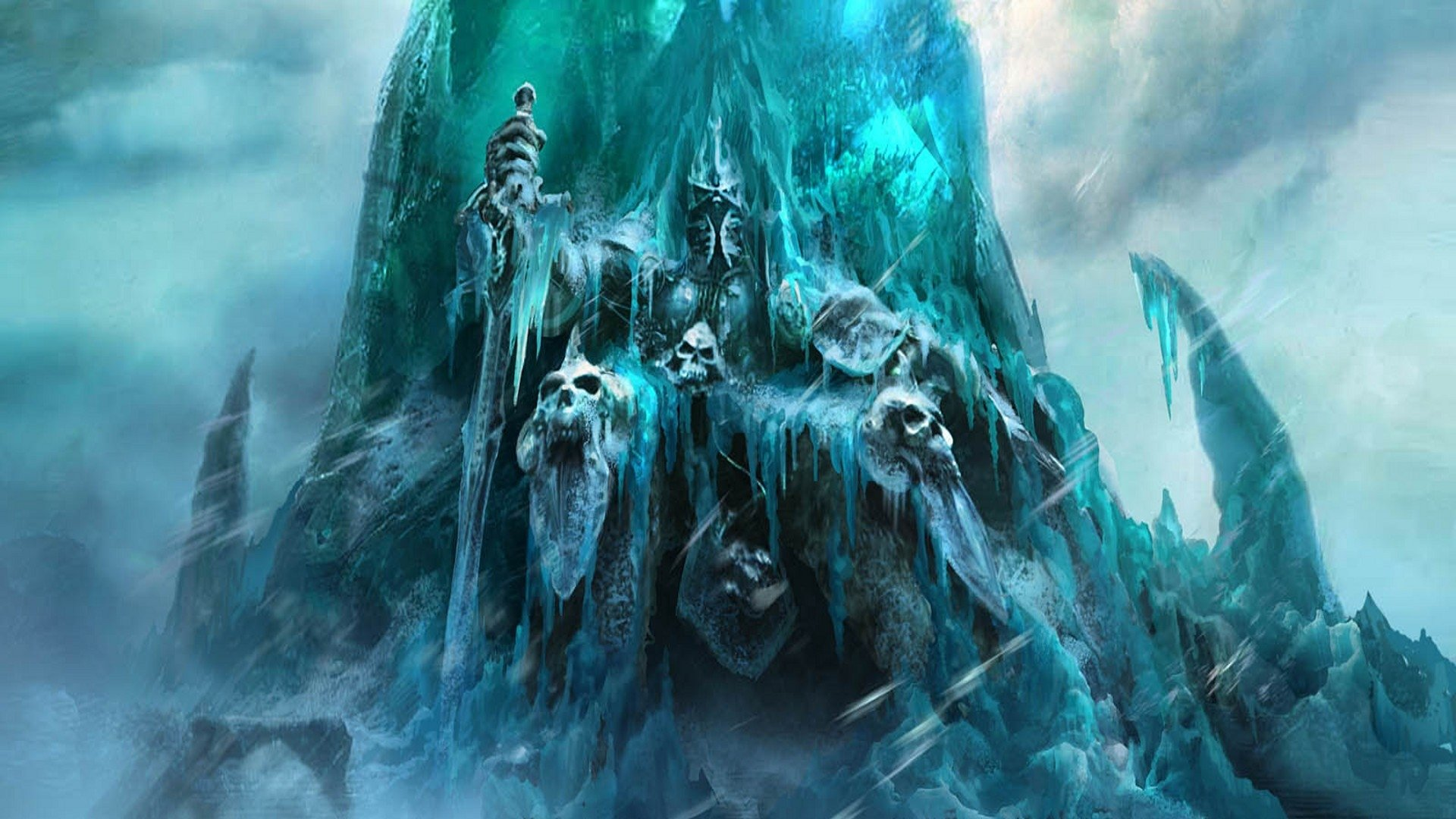 3 world of warcraft rise of the lich king hd wallpapers