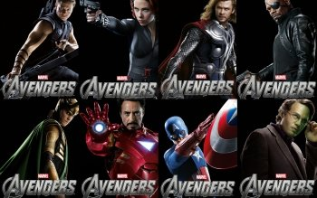 Movie - Avengers Wallpapers and Backgrounds ID : 335023