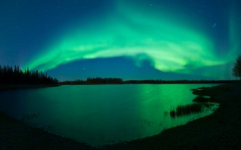Earth - Aurora Borealis Wallpapers and Backgrounds ID : 335310