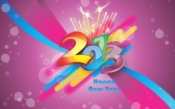 Holiday - New Year Wallpapers and Backgrounds ID : 335628
