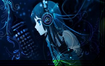 Anime - Headphones Wallpapers and Backgrounds ID : 335775