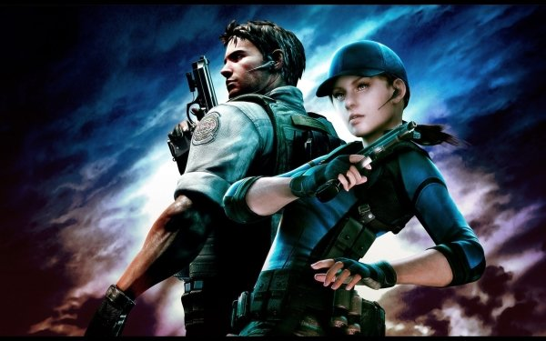 Video Game - resident evil 5 Wallpapers and Backgrounds