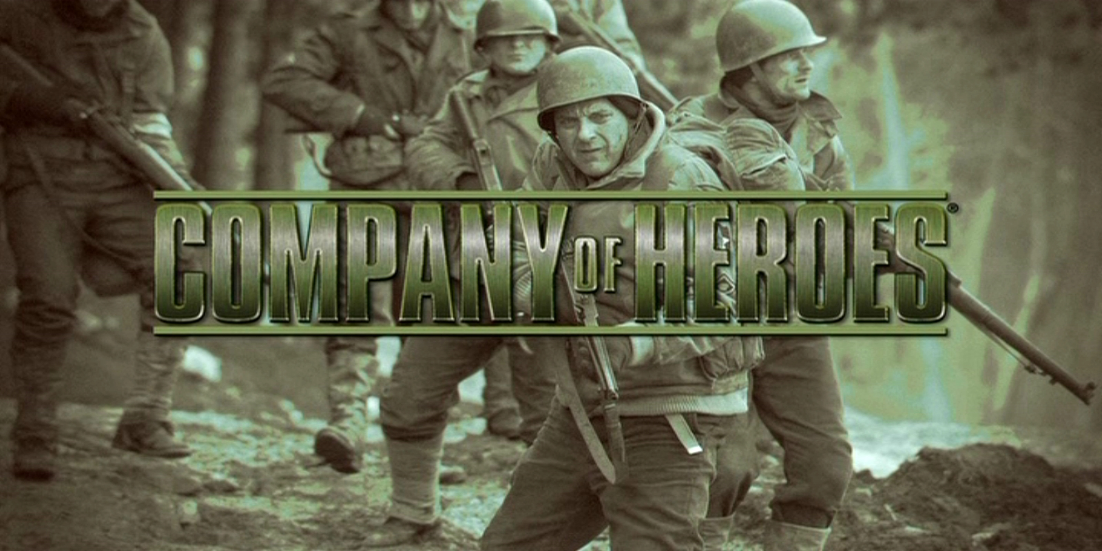company of heroes wallpaper and background image | 1600x800 | id:336698