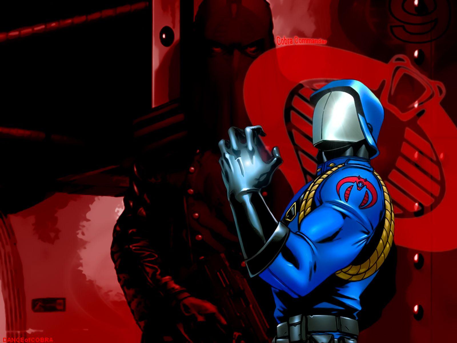 cobra commander wallpaper hd - photo #1