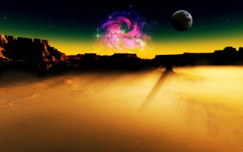 Sci Fi - Landscape Wallpapers and Backgrounds ID : 336009