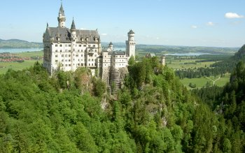 Man Made - Neuschwanstein Castle Wallpapers and Backgrounds ID : 336727