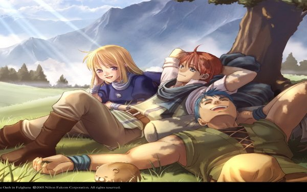 Video Game Ys: The Oath In Felghana HD Wallpaper | Background Image