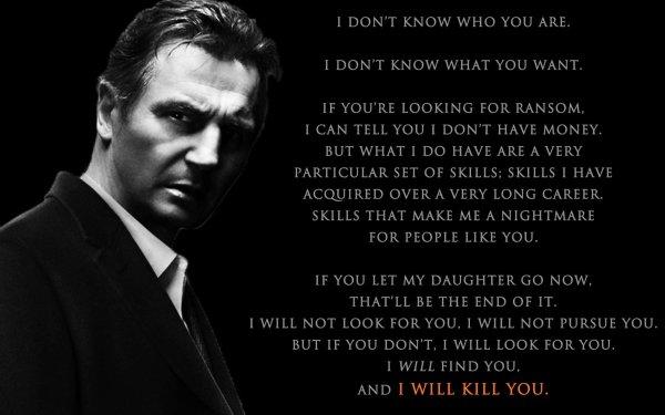 Movie Taken  Taken Liam Neeson HD Wallpaper   Background Image